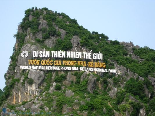Phong Nha - Kẻ Bàng di sản thiên nhiên Thế Giới