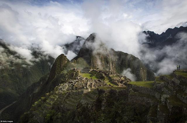 Khu di tích lịch sử Machu Picchu, Peru