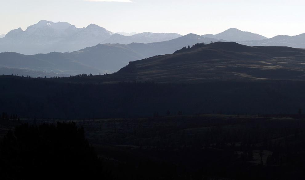 Dãy núi Absaroka