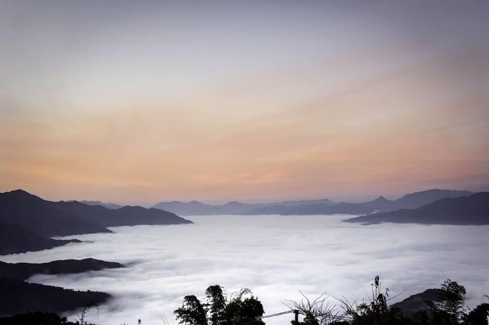 Nét hoang sơ ở Sìn Hồ hấp dẫn người săn mây
