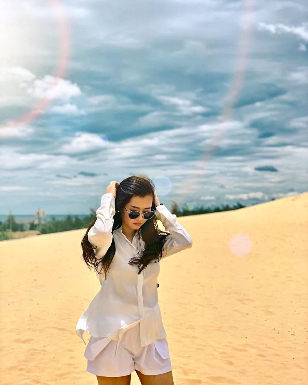 Hướng dẫn di chuyển đến đồi cát Quang Phú