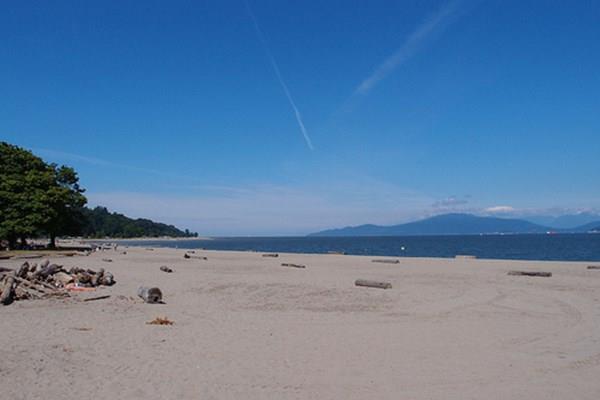 Các bãi biển Locarno và Jericho