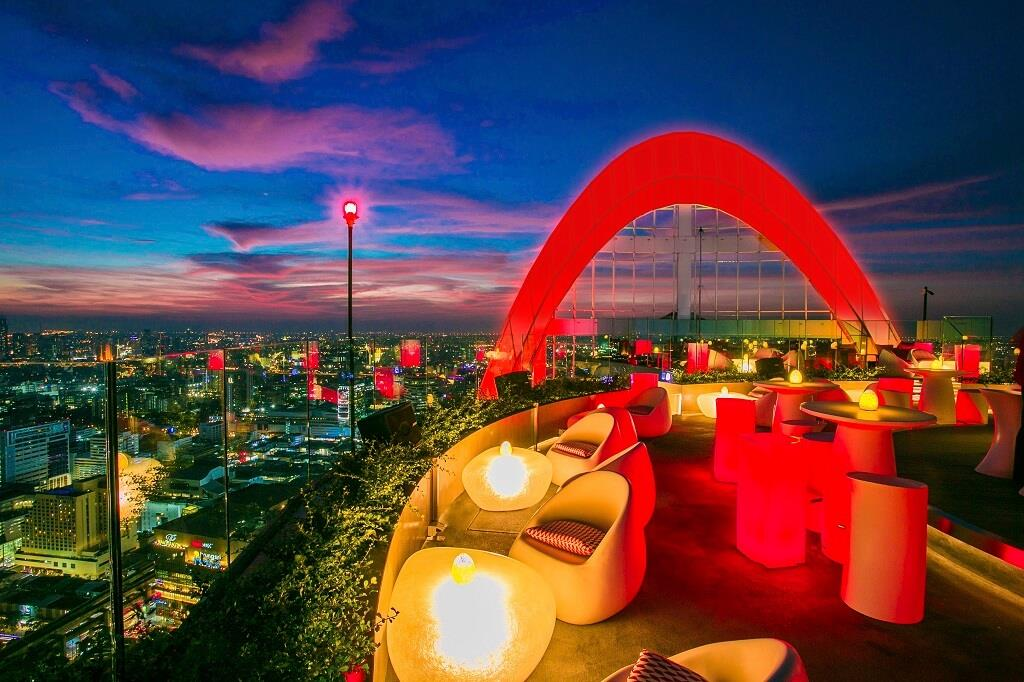 Red Sky – Centara Grand at CentralWorld