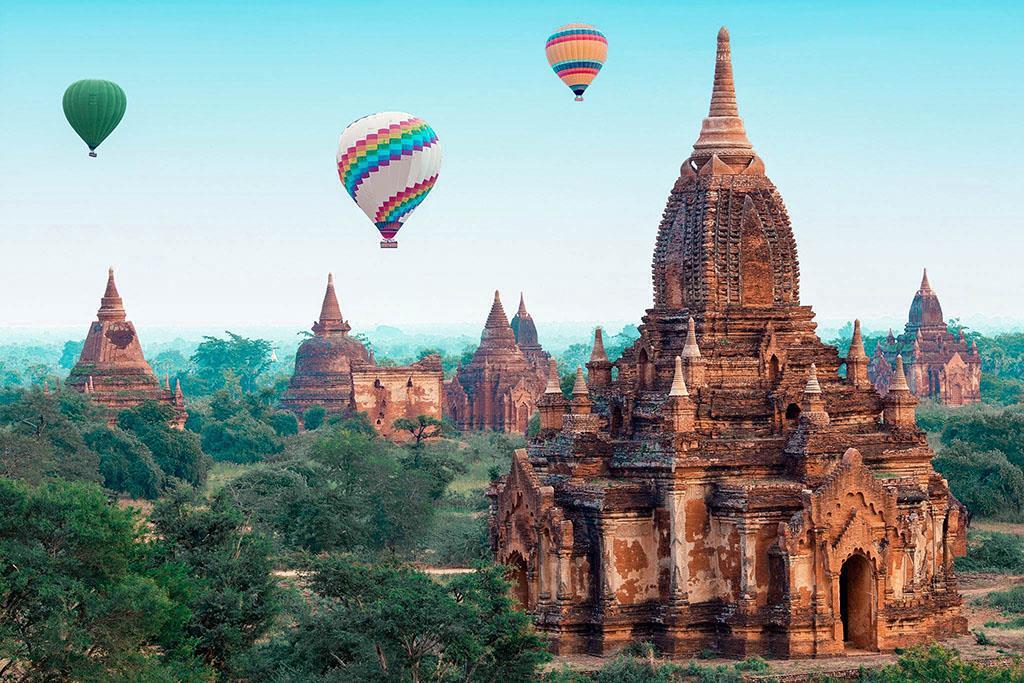 Trải nghiệm các lễ hội cổ xưa ở Myanmar