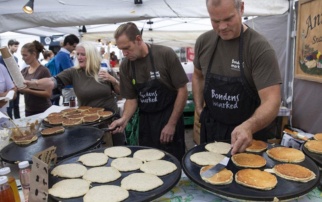 Lễ hội ẩm thực Matstreif, Na Uy