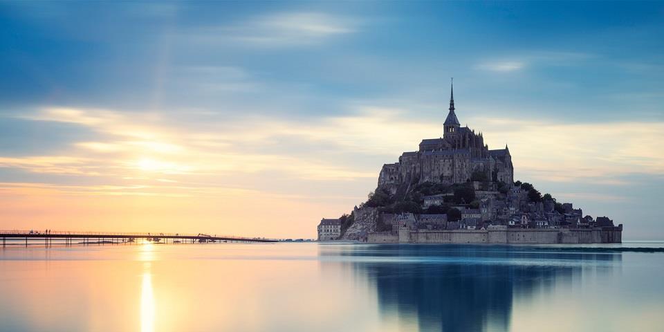 Saint-Malo là điểm đến mời gọi du khách mỗi khi hè về