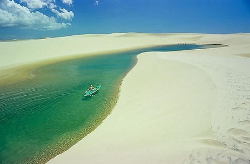 Ốc đảo Maranhao (Brazil)