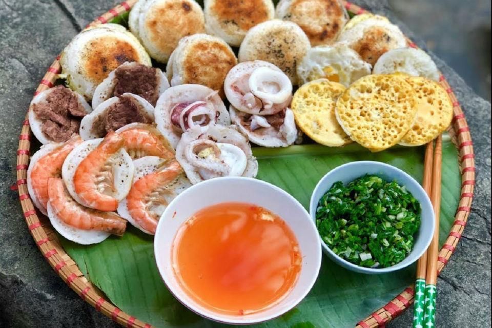 Bánh căn, Ninh Thuận