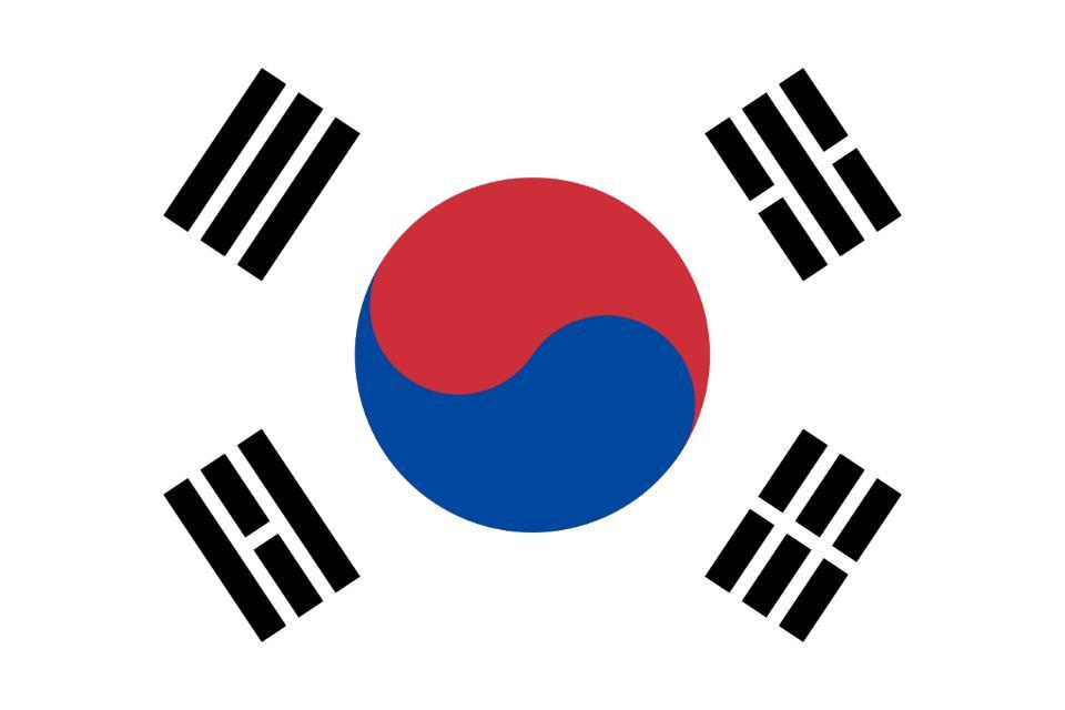 Điều thú vị về Quốc kỳ Hàn Quốc