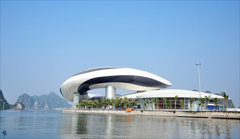 Điểm đến ấn tượng bên bờ vịnh Hạ Long