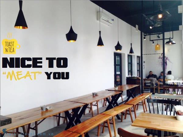 5 quán cà phê, ăn nhanh đẹp như Tây ở Hà Nội