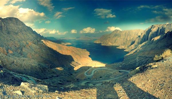 Vương quốc Oman đẹp huyền bí