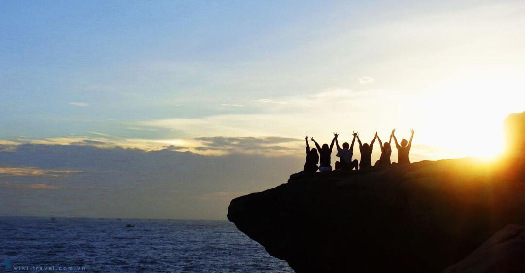 Du lịch Hàm Thuận Nam khám phá biển xanh mát lành