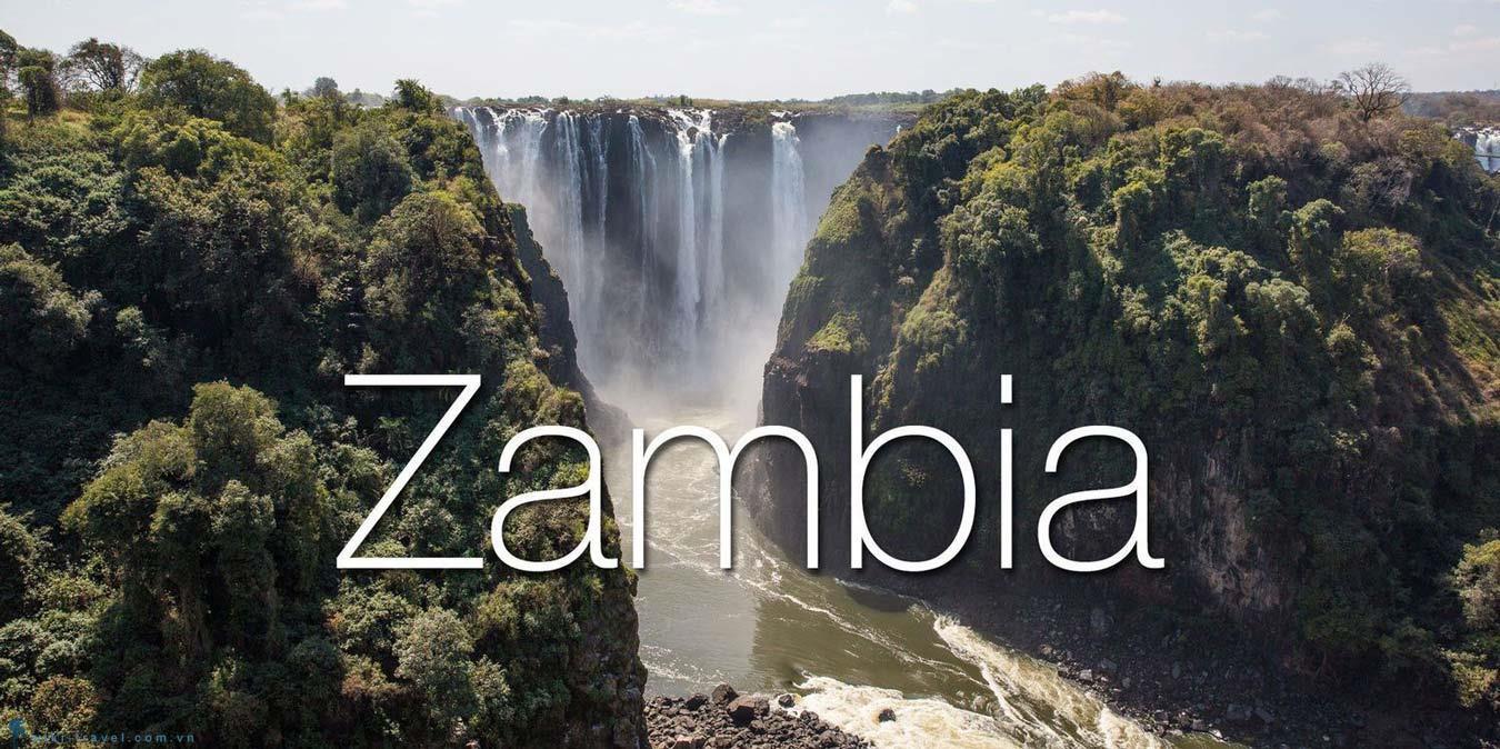 Zambia, miền đất hứa của châu Phi