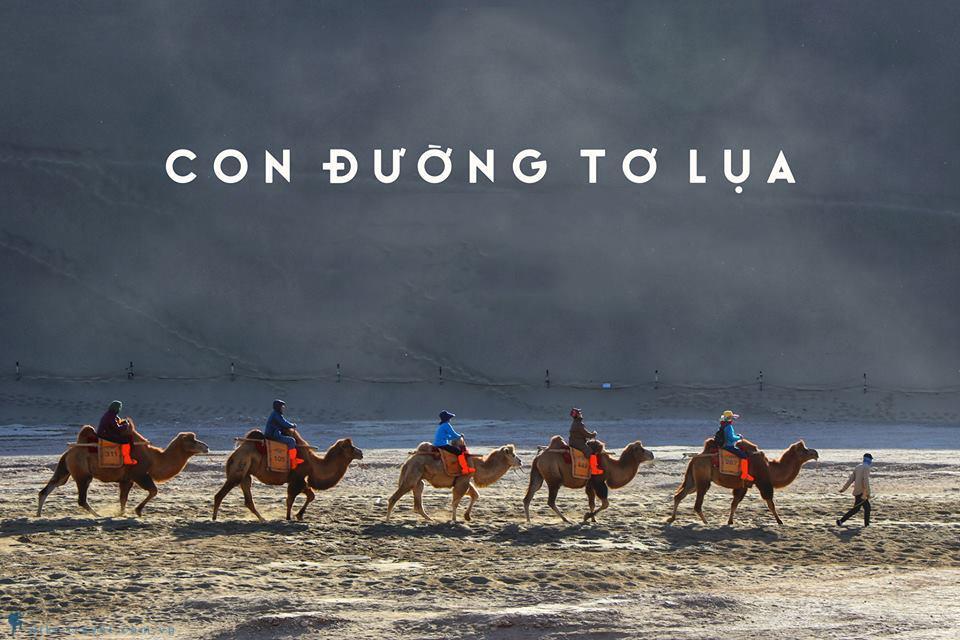 Hành trình khám phá con đường tơ lụa nổi tiếng Trung Hoa
