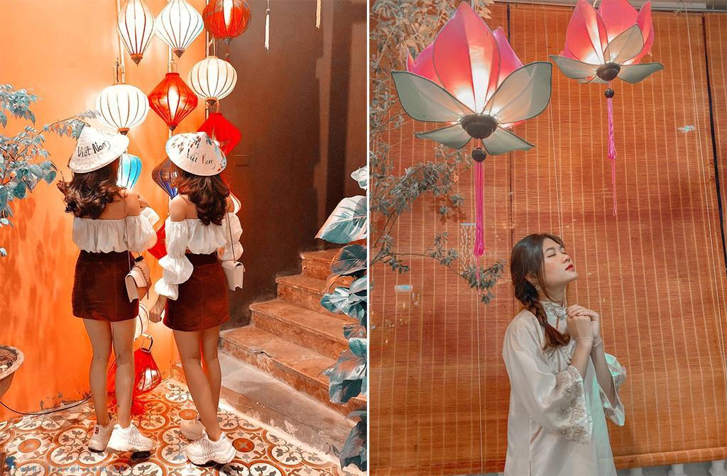 'Sống ảo' ở 6 quán ngon Hà Nội có décor Trung Thu đẹp