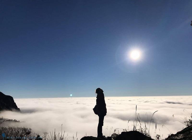 Hoàng Su Phì, một ngày trên mây Chiêu Lầu Thi, check in bồng bềnh