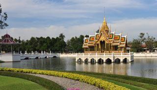 Thái Lan điểm du lịch hấp dẫn