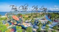 Du lịch Hạ Long khám phá đảo Tuần Châu quyến rũ