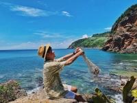 Ghềnh Bàng, địa điểm du lịch hoang sơ của bán đảo Sơn Trà