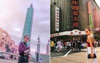 Đài Loan đốn tim du khách qua những góc ảnh sống ảo