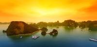 Vịnh Hạ Long – Kỳ quan đá dựng giữa trời xanh