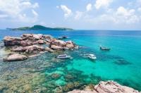 Say đắm trước vẻ đẹp của Ninh Chữ, vịnh Vĩnh Hy Ninh Thuận