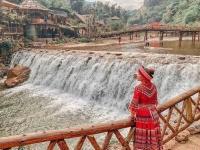 Bản Cát Cát, Cầu Kính Sapa – Nét đẹp đối lập của du lịch Sapa