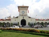 Bến Nhà Rồng, Chợ Bến Thành điểm đến thú vị ở Sài Gòn