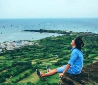 Đảo Phú Quý, Mũi Kê Gà, điểm du lịch đẹp của Bình Thuận