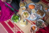 Mâm cơm Tết truyền thống ở miền Bắc có những món ăn nào?