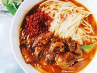Nét tinh tế trong món bún bò cay đặc sản Bạc Liêu