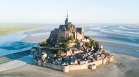 Lâu đài Mont Saint Michel Pháp, những bí ẩn chưa lời giải đáp