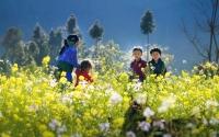 Ngắm cảnh đẹp 3 miền qua bản đồ xuyên Việt thu nhỏ
